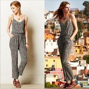 Elevenses By Anthropologie Jumpsuit